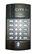 вызывная панель CYFRAL М-10М/Р