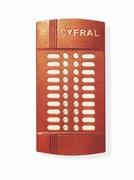 вызывная панель CYFRAL М-20М/V
