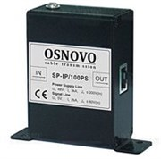 Грозозащита цепей OSNOVO SP-IP/100PS
