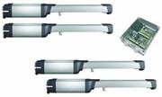 Комплект автоматики для больших распашных ворот BFT PHOBOS AC A50