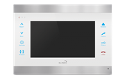 Видеодомофон Slinex SL-07 (silver + white)