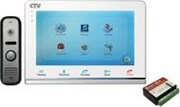Комплект видеодомофона CTV-DP2700 DAX W
