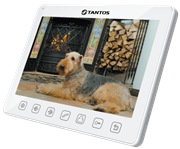 Видеодомофон Tantos SHERLOCK + (White)