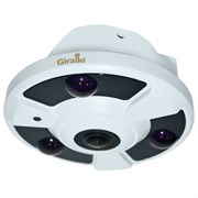 Видеокамера Giraffe GF-IPDIR4380MPFY3.0