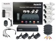 Комплект видеонаблюдения Falcon Eye FE-104AHD-KIT ДАЧА.1