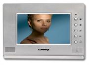 Видеодомофон Commax CDV-71AM (серебро)