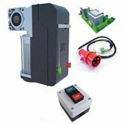Комплект автоматики для промышленных ворот BFT PEGASO BCJA 380 V с кнопкой и кабелем