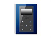 Видеодомофон Commax CMV-43S синий