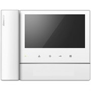 Видеодомофон Commax CDV-70N/VZ белый