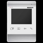 Видеодомофон NOVIcam WHITE MAGIC 4
