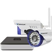 Комплект видеонаблюдения VStarcam NVR C15-2