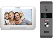 Комплект видеодомофона HiWatch DS-D100KF