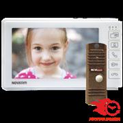 Комплект видеодомофона NOVIcam SMILE 7 HD KIT
