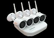Комплект видеонаблюдения NOVIcam WIFI KIT 1204