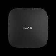 Центр управления системой Ajax Hub (black)
