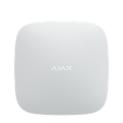 Центр управления системой Ajax Hub Plus (white)