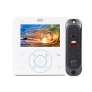 Комплект видеодомофона ATIS AD-480 MW Kit box