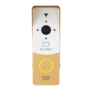 Вызывная панель Slinex ML-20CR White + Gold