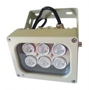 ИК-прожектор 360+1° IR-6PCS-03