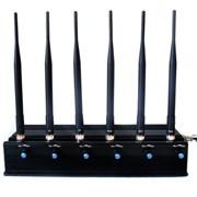 """Стационарный подавитель сотовых телефонов CDMA, GSM, 3G, 4G (LTE+WIMAX) """"СТРАЖ X6 ПРО"""""""
