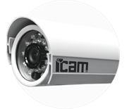 Видеокамера Panda StreetCAM px-1080s